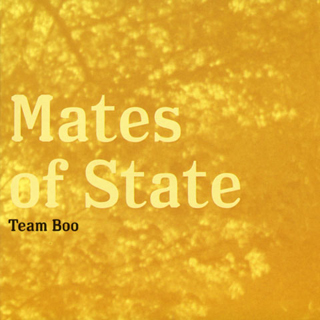 Mates of State. Team Boo. Polyvinyl Records. 2003