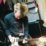 Christopher Richards in Athens GA, 2002. Photo by Shawn Brackbill. (Shown cropped)