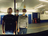 Q And Not U. Photo by Shawn Brackbill, 2002.