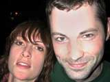 Emily insists Stewart appear in at least one bad photo.
