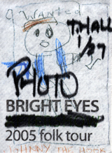 Ghetto Bright Eyes photo pass.