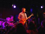 Lead singer Jared Marsh and drummer Rob Adams at Bostons Paradise Rock Club.